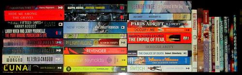 Large Science Fiction Paperbacks (ii)