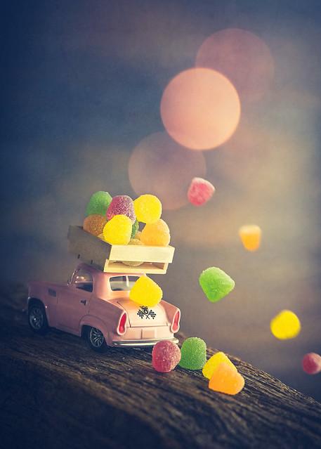 Sweet cargo