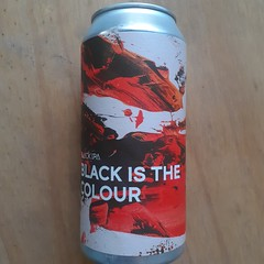 Boundary - Black is the colour (440 ml can)