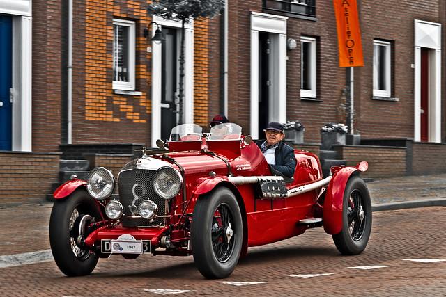Bentley 'Old Number One' 1947 (8298)