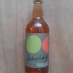 Ashridge - Vintage (500 ml bottle)