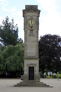 Clock Tower, Jephson Gardens, Leamington Spa, Warwickshire (25/52)