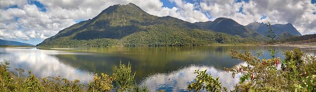 Panorama Lago Blanco - Parque Nacional Pumalin (Patagonia Chile)[On Explore! #229 ⭐ June 21, 2020]