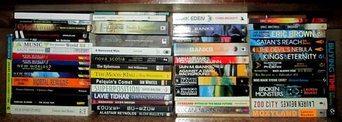Large Science Fiction Paperbacks (iii)