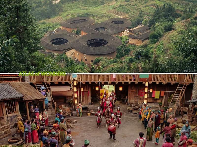 La casa de Mulan