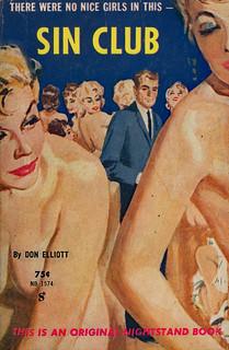 Nightstand Books 1574 - Don Elliott - Sin Club