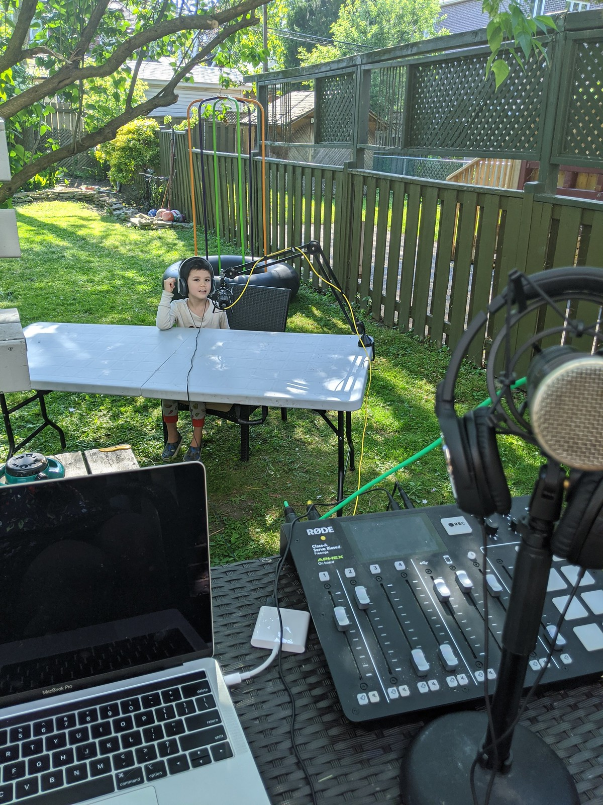 TMDS Backyard Studio