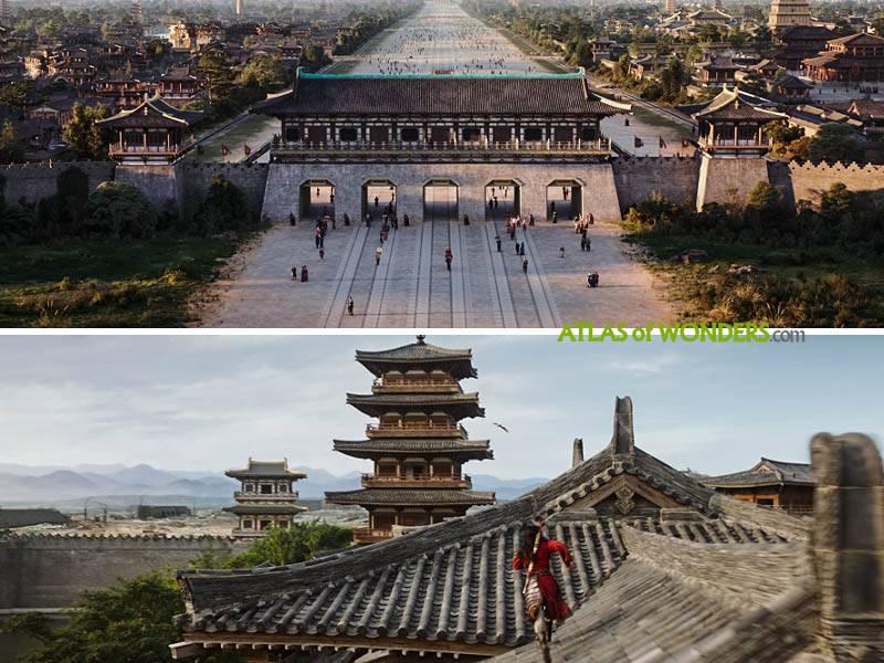 La ciudad de Mulan