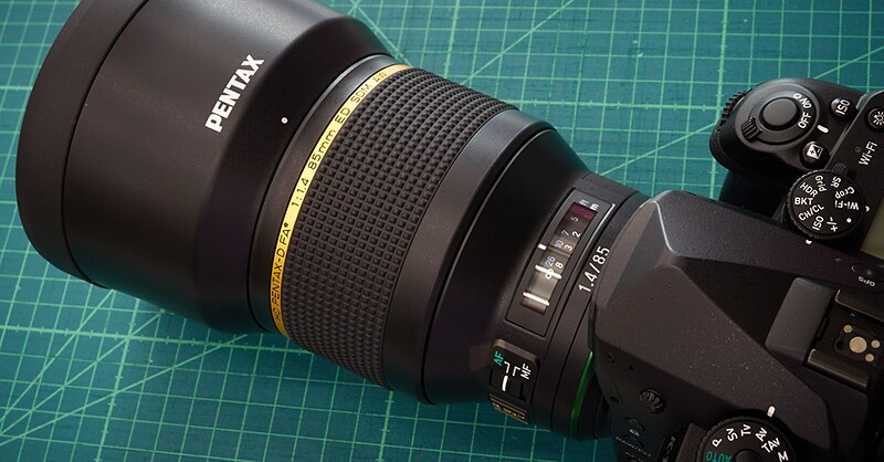 HD PENTAX-D FA★ 85mm F1.4 ED SDM AW Preview Photos