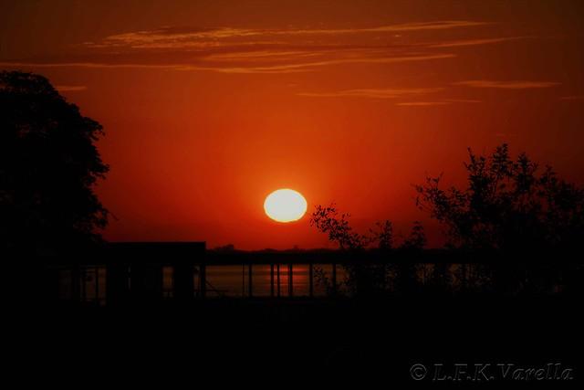 crepúsculo de 20-06-2020