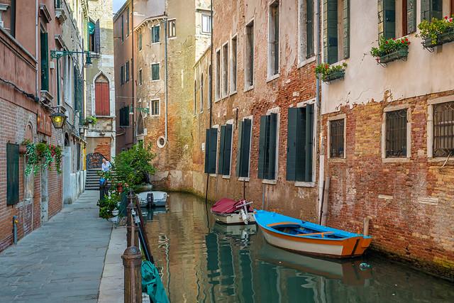 Fondamenta de la Malvasia Vechia, Venice