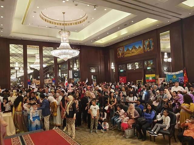 ADSA annual diplomatic charity bazaar (2019)
