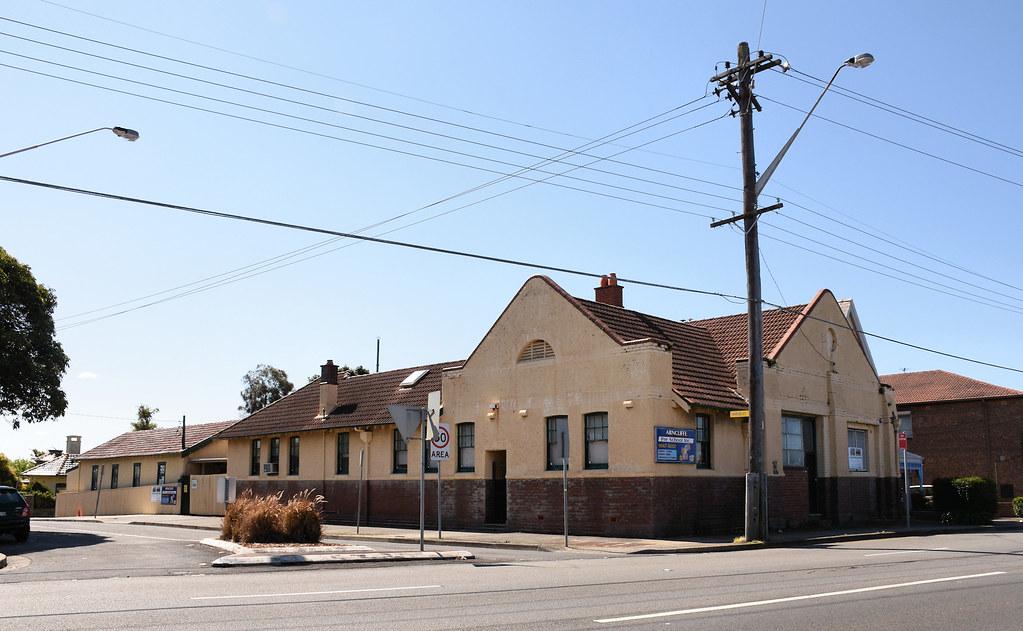 Former Arncliffe Fire Station, Arncliffe, Sydney, NSW.