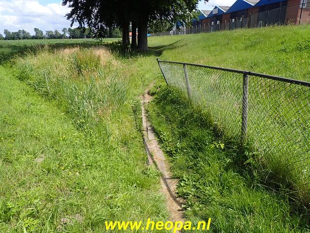 2020-06-19 Pioniers pad vervolg etappe 03  Kraggenburg - Vollenhove  (80)