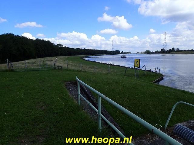 2020-06-19 Pioniers pad vervolg etappe 03  Kraggenburg - Vollenhove  (74)