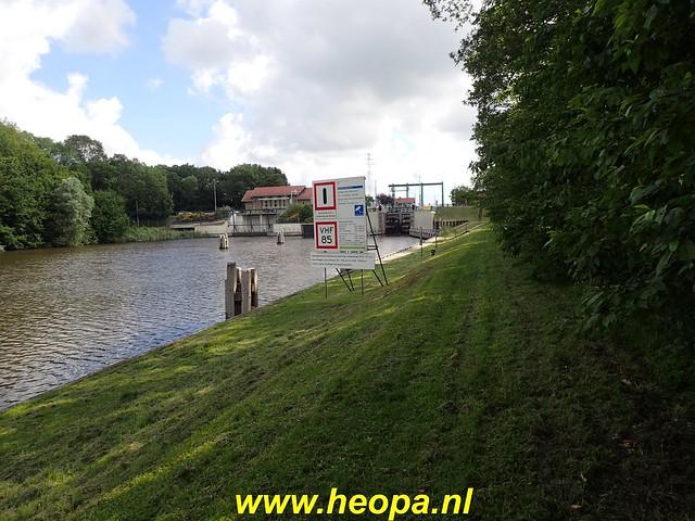 2020-06-19 Pioniers pad vervolg etappe 03  Kraggenburg - Vollenhove  (18)