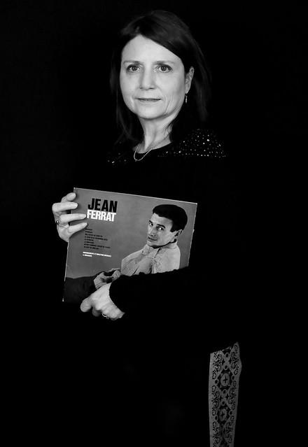 La nostalgie du disque vinyle - portrait n°66