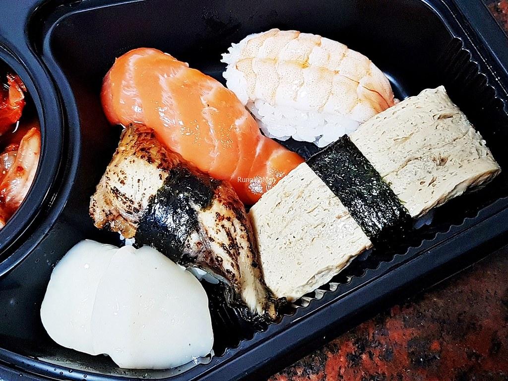 Nigiri Sushi Moriwase