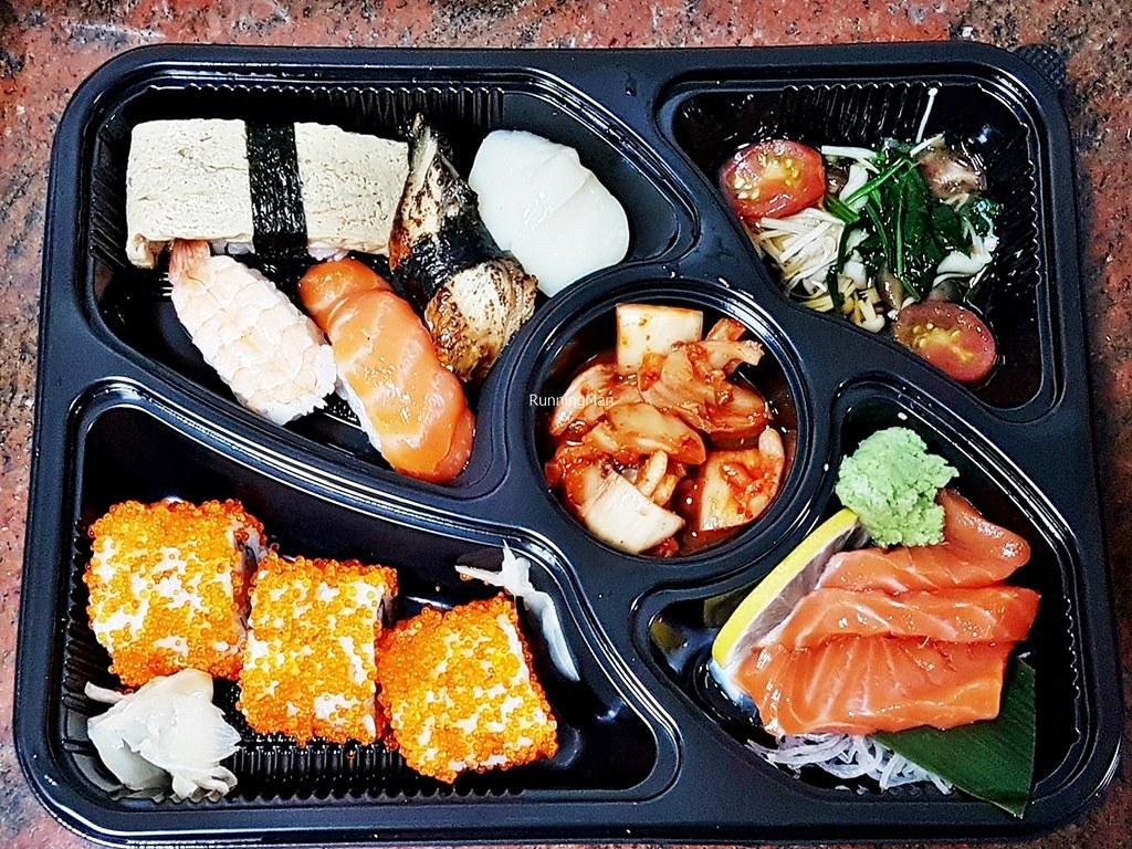 Sushi Moriwase Bento