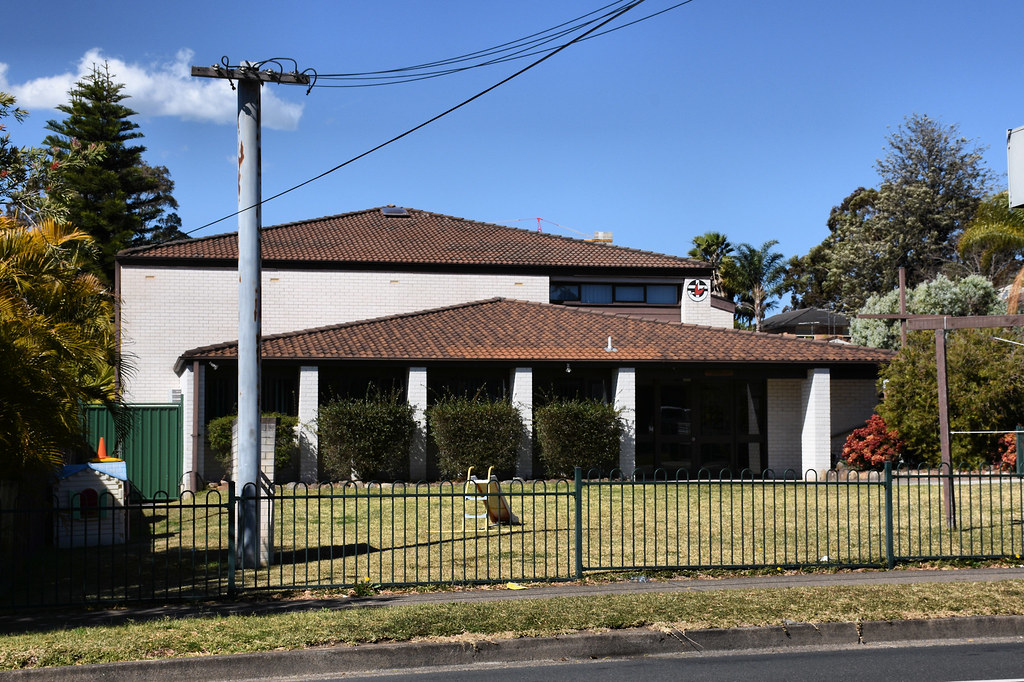 Uniting Church, Revesby, Sydney, NSW.