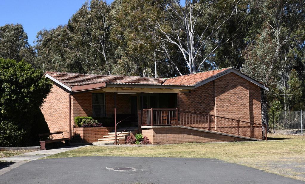 Baptist Church, Moorebank, Sydney, NSW.
