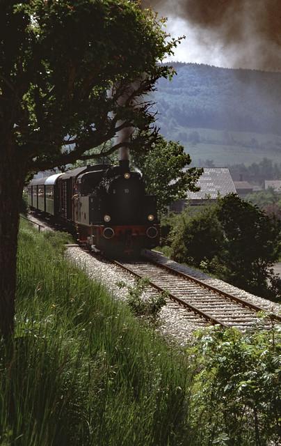 Die Talgangbahn Lok 10