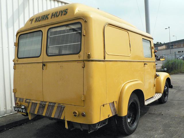 Ford Köln (FK) 3500 TRK 4x2 RH 1955 (1000519)