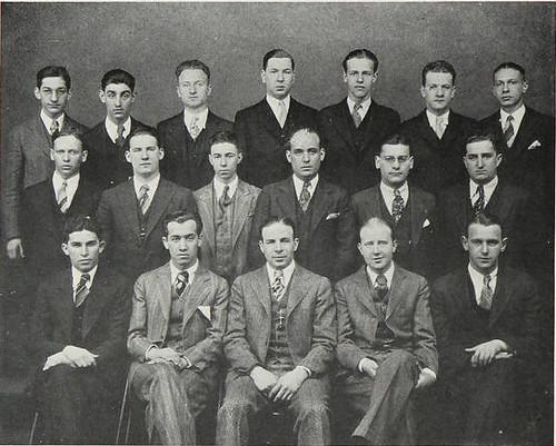 1928-1940 Phi Beta Delta