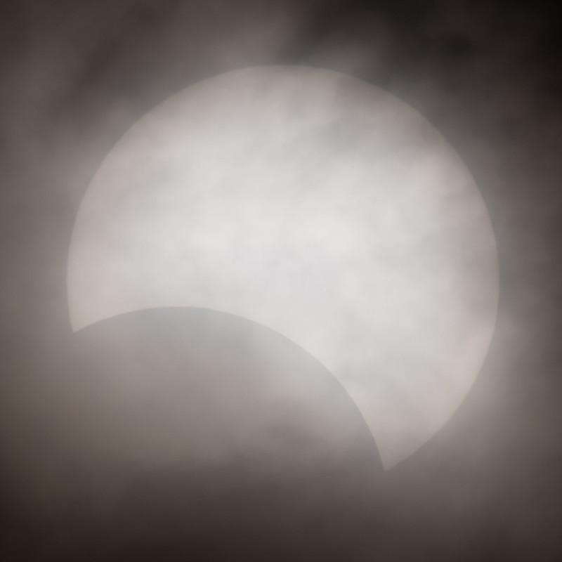 部分日食 (2020/6/21)