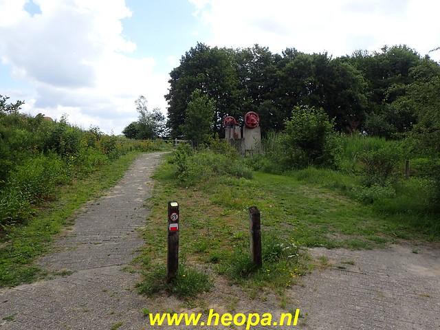 2020-06-19 Pioniers pad vervolg etappe 03  Kraggenburg - Vollenhove  (68)