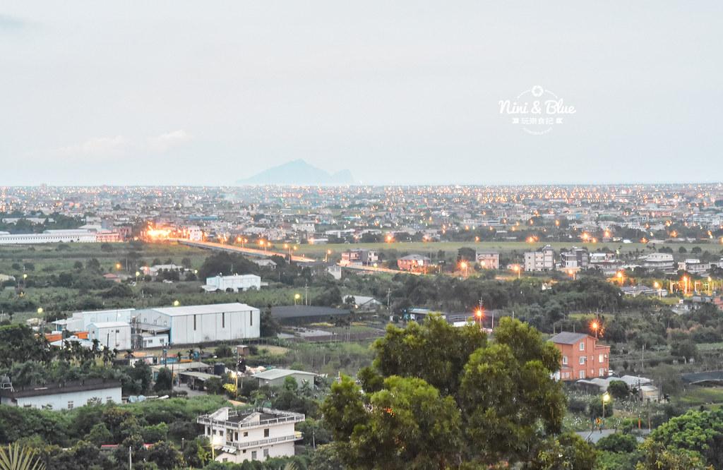 宜蘭夜景 橘子咖啡 龜山島09