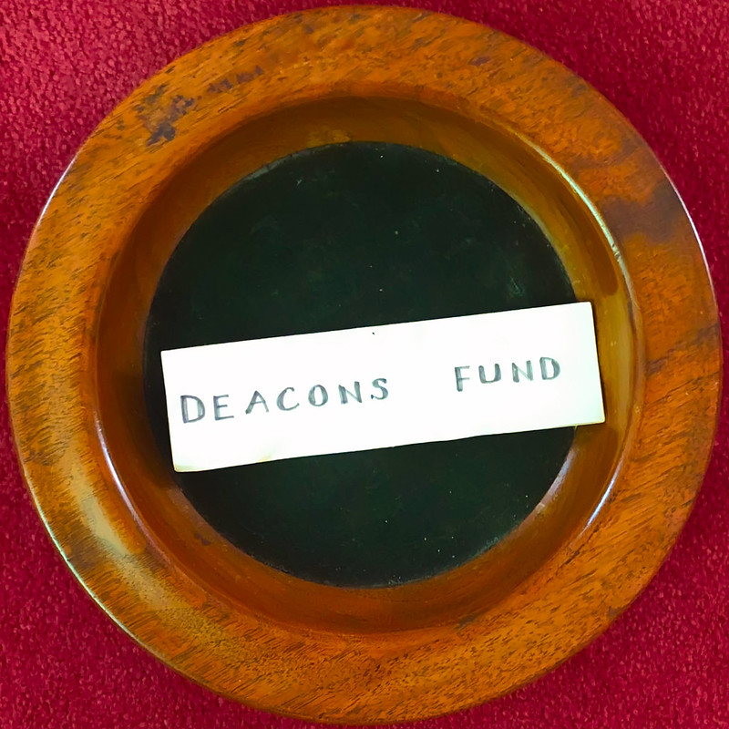 deacons fund