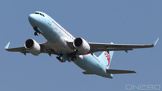 Loong Air A320-251N msn 9544 F-WWIT / B-30DN
