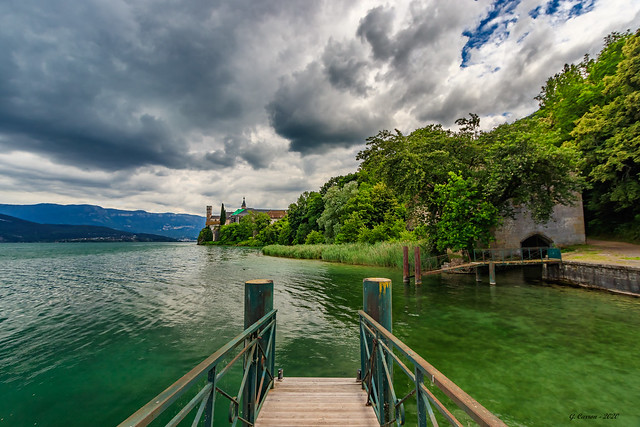 Abbaye royale d'Hautecombe (Savoie 06/2020) Explore # 21 Juin
