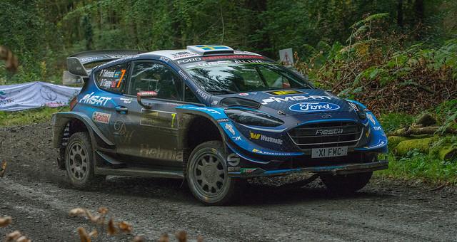 Ford Ford Fiesta WRC - Tidemand