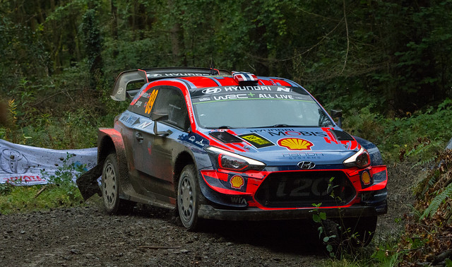 Hyundai i20 Coupe WRC - Mikkelsen