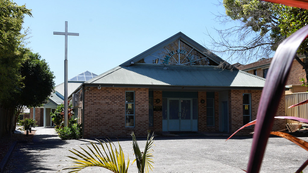 Congregational Christian Church Samoa, Moorebank, Sydney, NSW.