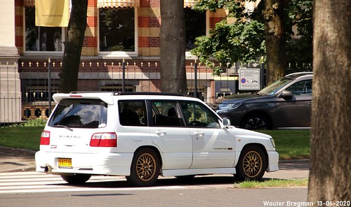 Subaru Forester STI 2001 | by XBXG