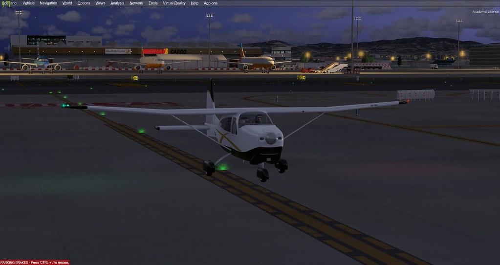 P3D V5 Avion juego