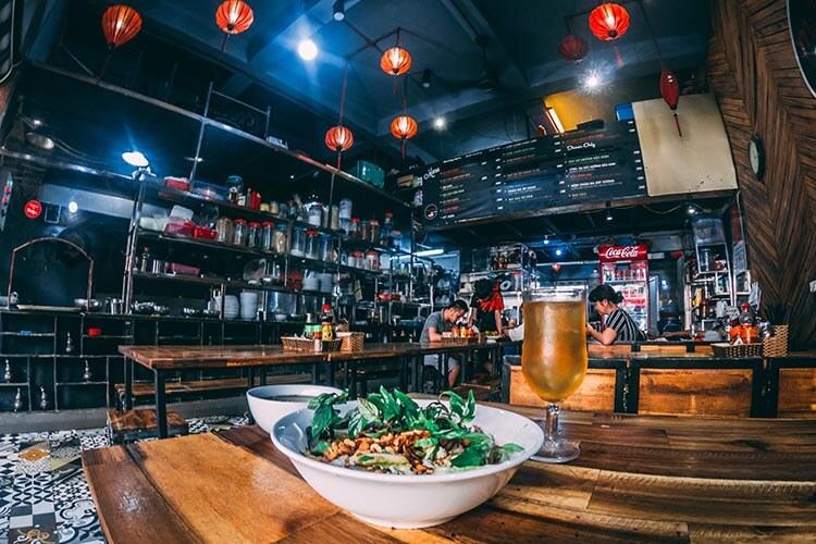 Local Restaurants in vietnam