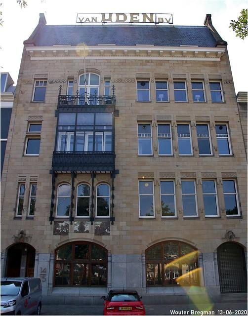 Kantoorgebouw Van Uden