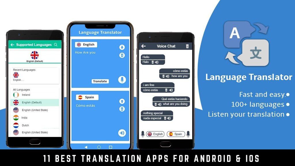 11 Best translation apps for Android & iOS