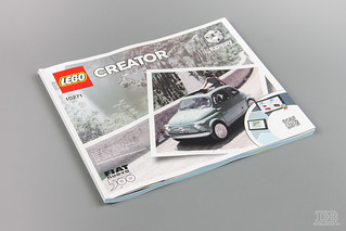 LEGO Creator Expert 10271 Fiat 500 Review | by DoubleBrick.ru