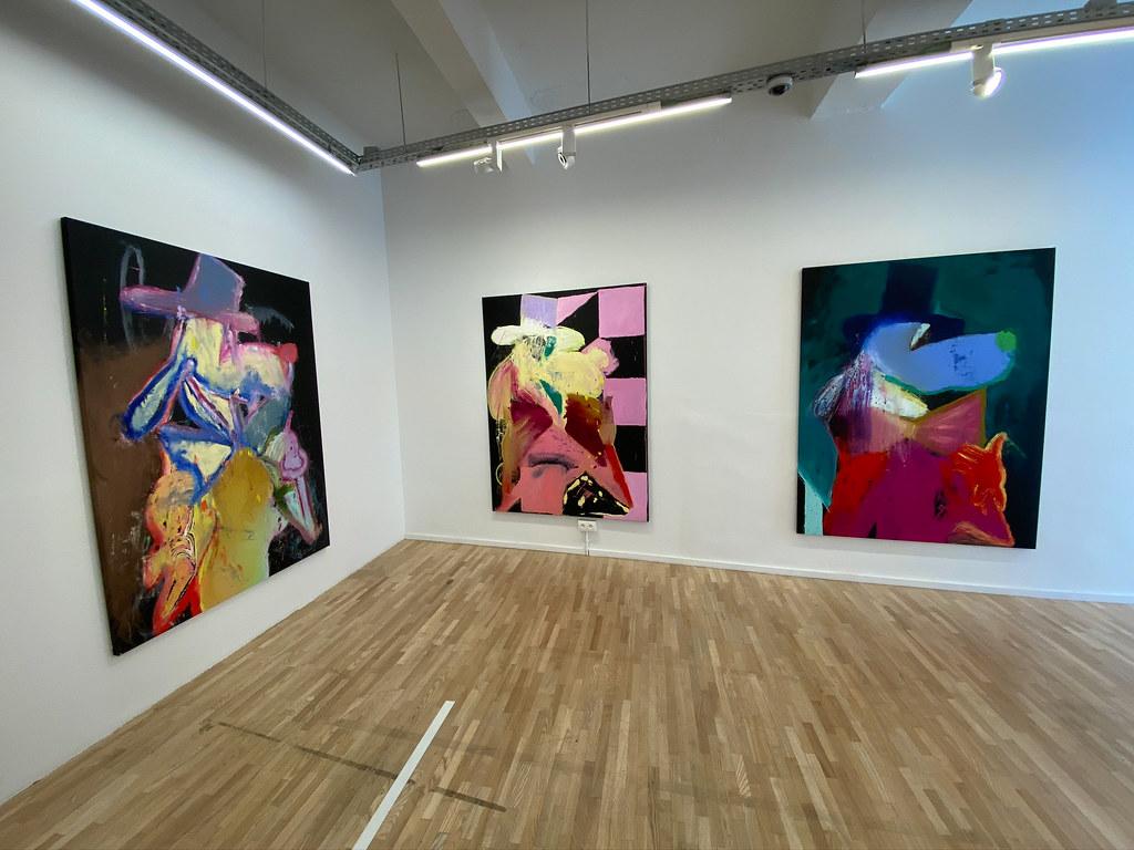 Rhys Lee (AUS) is a Melbourne artist
