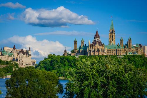 Ottawa City - Parliament Hill