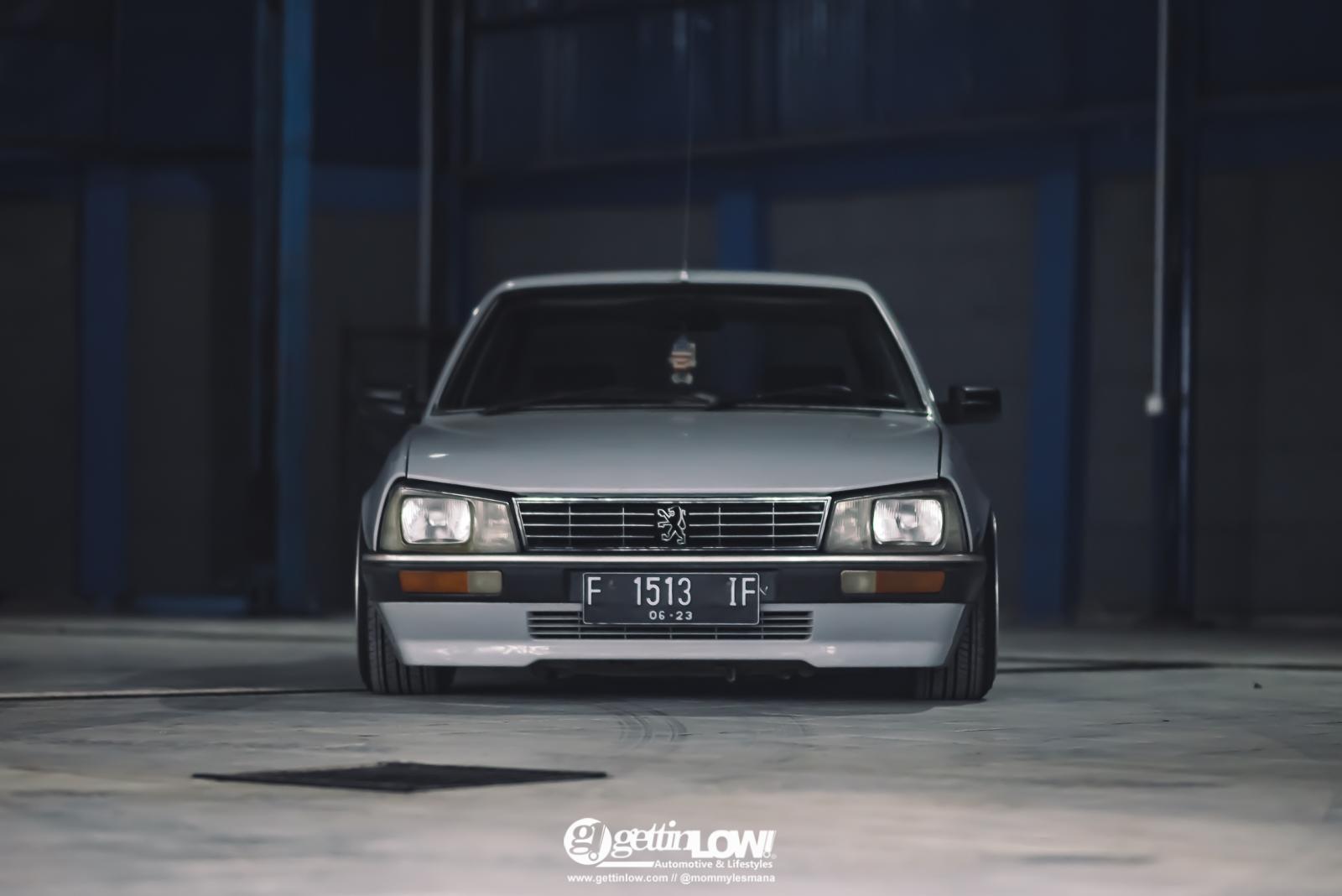 Peugeot 505 GTI Ekkitambo