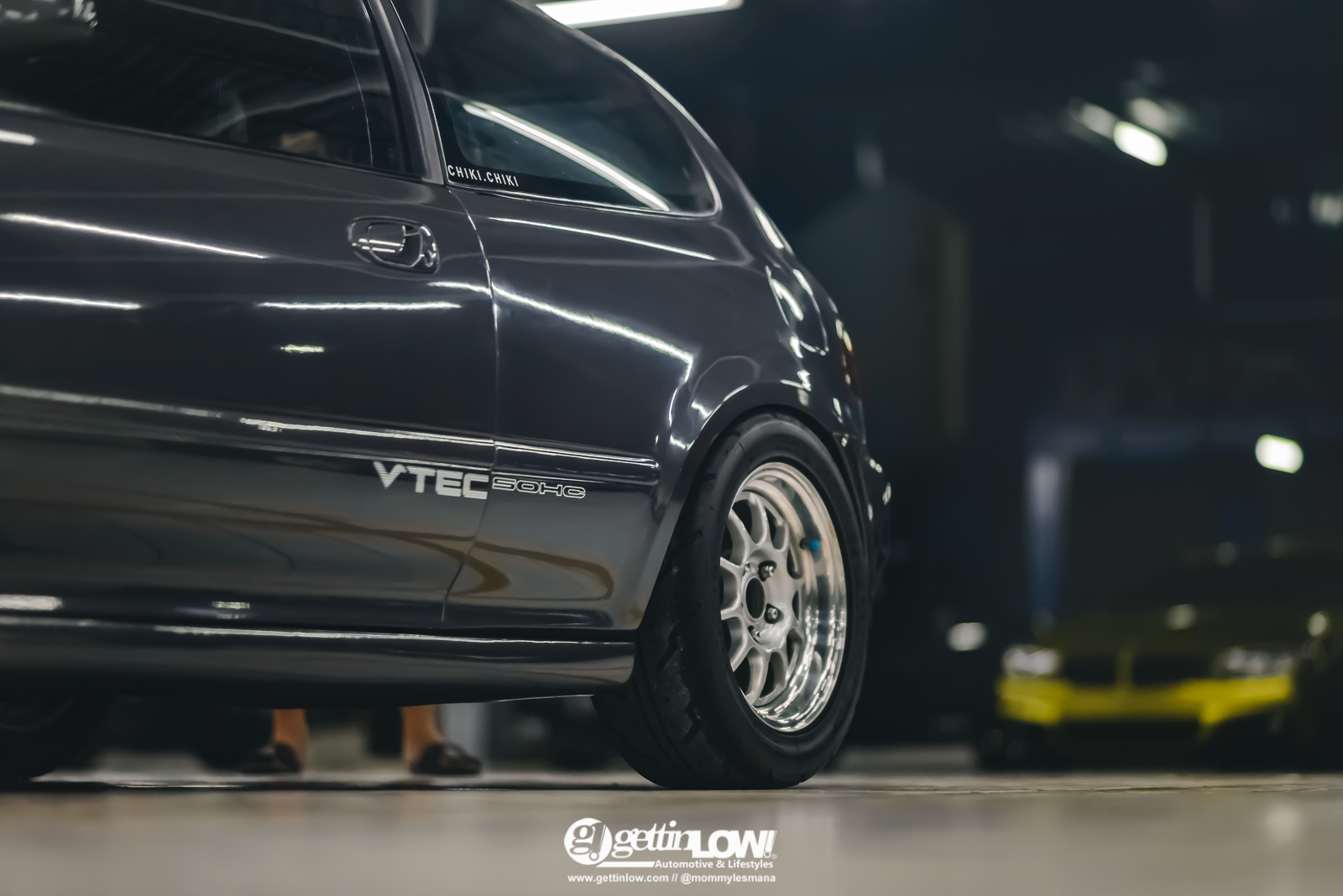 honda civic estilo Joned