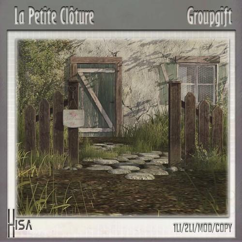 Group Gift - La petite Clôture