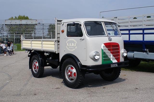 OM Tigrotto 4x4