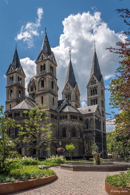 Roermond, Munsterkerk.